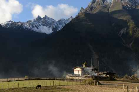 Plateau de Laya  - Bhoutan -
