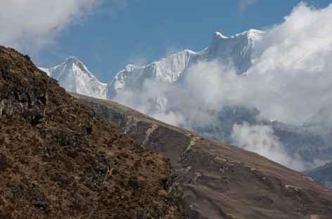 Du col de Jare la - Bhoutan -