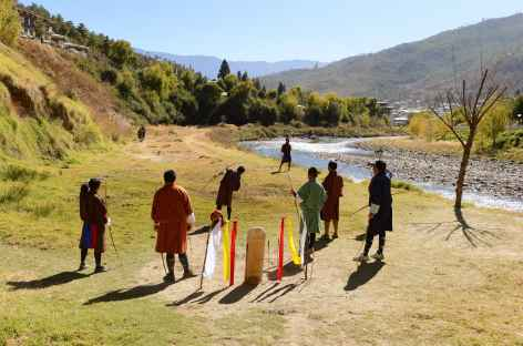 Sport national - Bhoutan -