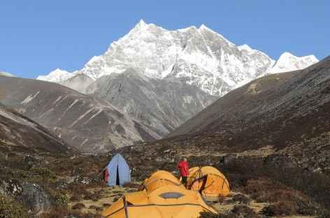 Camp de Shingo  - Bhoutan -