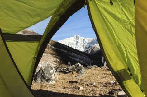 Chambre avec vue - Bhoutan -