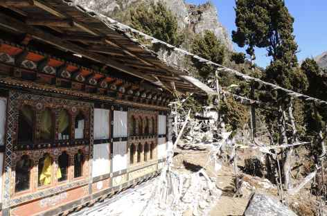 Jobi Gompa  - Bhoutan -