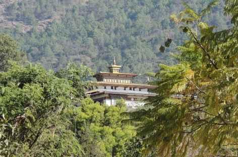 Temple de Chimi Lhakang - Bhoutan -