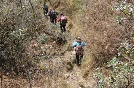 Dernière descente  - Bhoutan -
