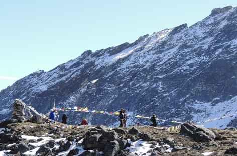 Montée dans les alpages  - Bhoutan -