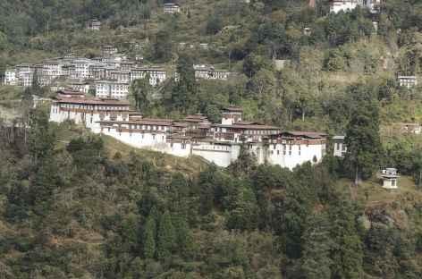 Dzong de Tongsa - Bhoutan -
