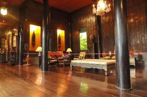 Intérieur de la maison de Jim Thomson -Bangkok -