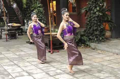 Danses Thaï - Bangkok -