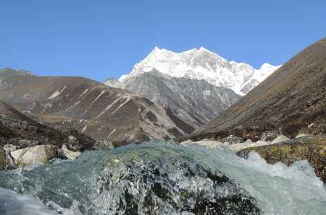Ambiance du Kangar Punsum  - Bhoutan -