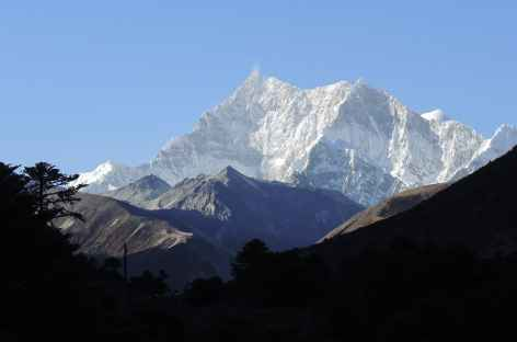 Vue de Tsampa  - Bhoutan -