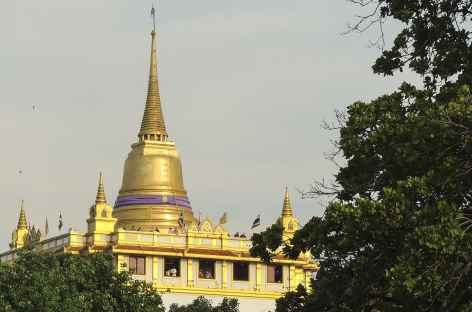 Temples et stupas - Bangkok -