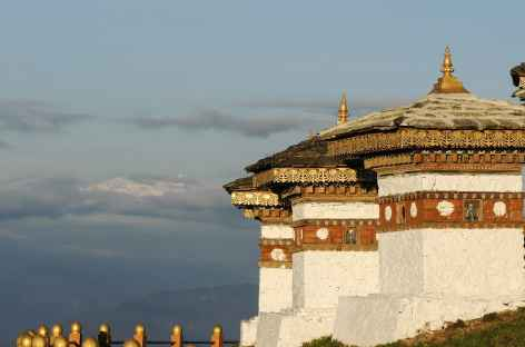 Dochu La 3050 m  - Bhoutan -
