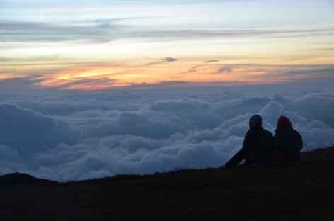 Mer de nuage, Kalimpong -