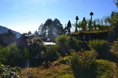 Autour de Kalimpong -
