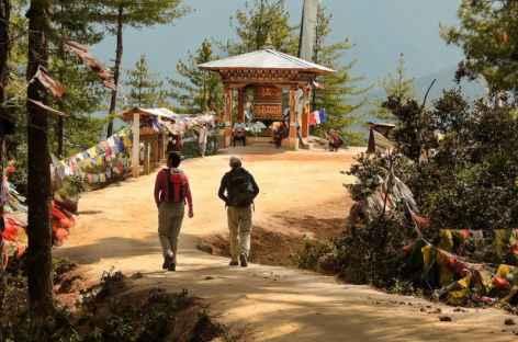 Sur les sentiers du Bhoutan -