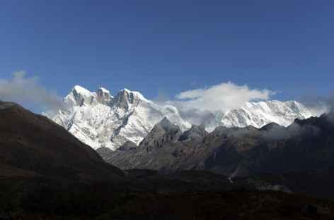 Massif du Jejekangphukang (7050 m) - Bhoutan -