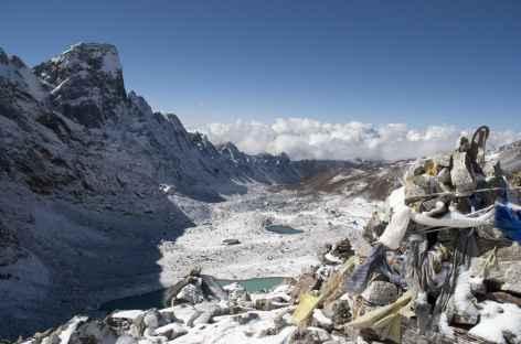 Sous le Karakachula (5100 m) - Bhoutan -