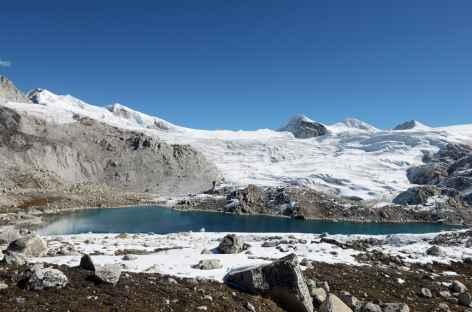 L'un des beaux lacs de Lunana - Bhoutan -