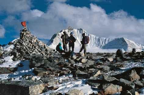 Traversée du Richenzoela (5250 m) - Bhoutan -