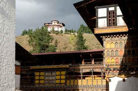 Dzong et Ta dzong de Paro -
