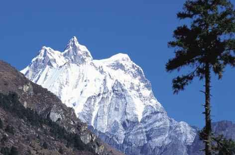 Masang Kang, la montagne sacrée des Layaps - Bhoutan -