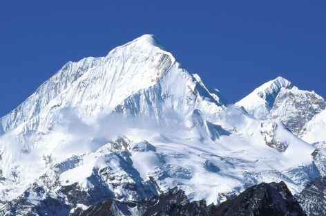 Versant nord du Jomolhari - Bhoutan -