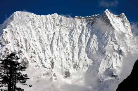 Le Kangchenta (6800 m)  -
