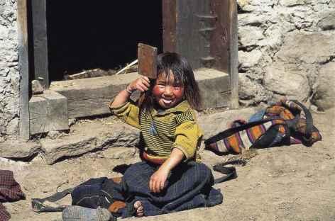 Future beauté... Bhoutan -