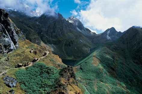 Encore quelques cols - Bhoutan -