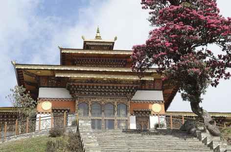 Le temple du Dochu La - Bhoutan -