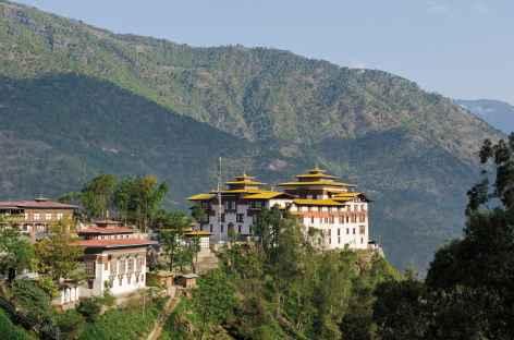 Dzong de Trashigang - Bhoutan -