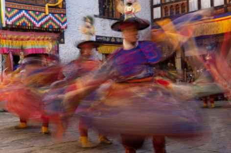 Festival de Trashigang - Bhoutan -
