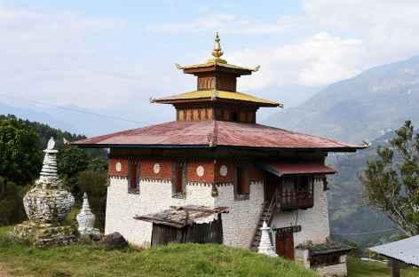 Temple de Yagang - Bhoutan -