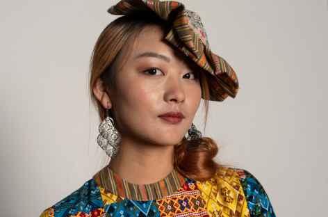 Mode, jeune modèle bhoutanais - Bhoutan -