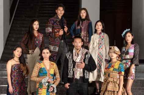 Défilé de mode - Thimphu - Bhoutan -