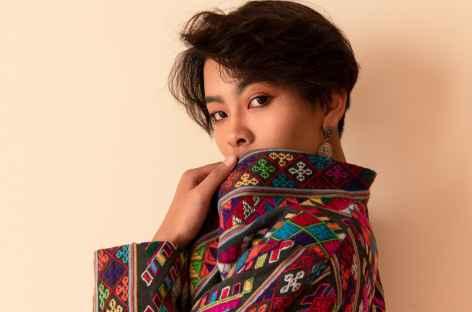Portrait Mode, jeune modèle bhoutanais - Bhoutan -
