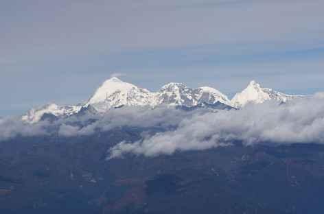 Jomolhari et Jichu Drake - Bhoutan -