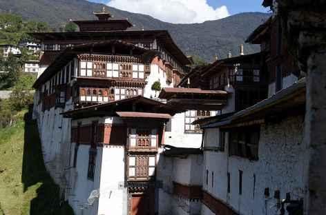 Dzong de Trongsa - Bhoutan -