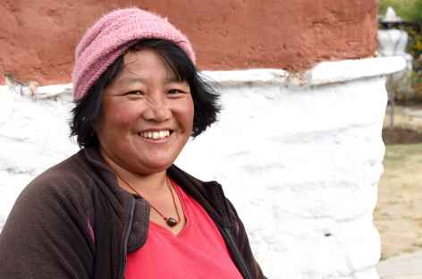 Portrait - Bhoutan -
