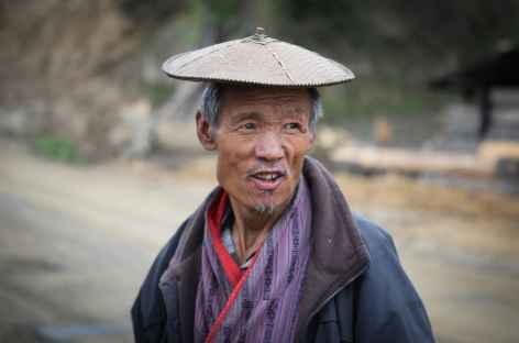Portrait Bhoutanais  -