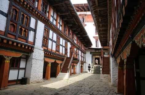 Jakar Dzong Bhoutan -