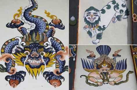 Peintures murales  -