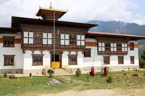 Nonnerie  Rimochen-Bhoutan -
