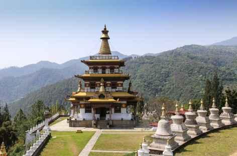 Chorten Nyezergang-Bhoutan -