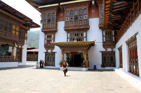 Dzong de Punakha-Bhoutan -