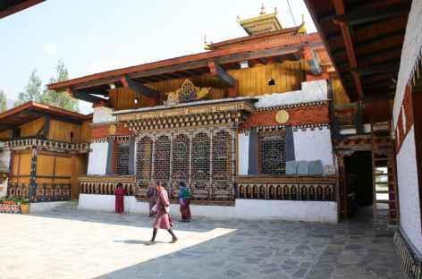 Dzong de Thimphu-Bhoutan -