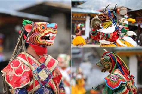 Festival -Bhoutan -