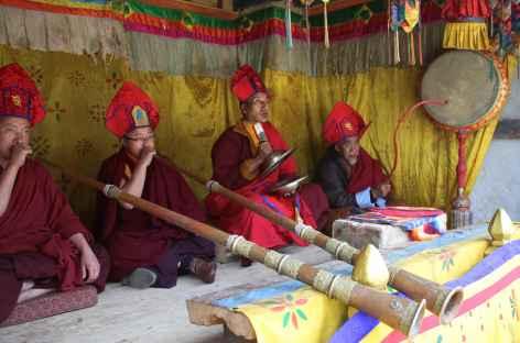 Trompettes festival-Bhoutan -