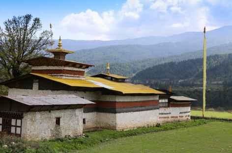 monastère de Jampay Lhakhang -