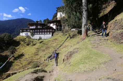 Le monastère principal de Cheri -